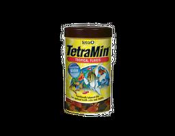 Tetra Min Alimento Peces Tropicales Flakes