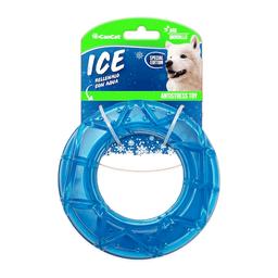 Cancat Juguete Para Mascota Aro Mordillo Ice