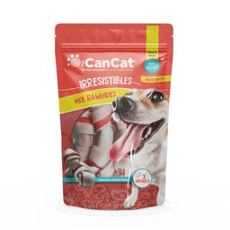 Cancat Snack Hueso Corb Ribbon 4/5 Bicolor