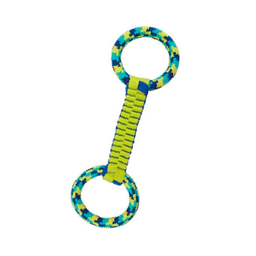 K9 Soga Trenzada Con Nylon Twist Tug X Large