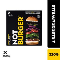 Not Burger Hamburguesa Hecha De Plantas