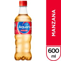 Aquarius Manzana 600 ml