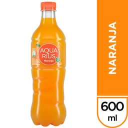 Aquarius Naranja 600 ml