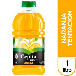 Cepita Naranja 1 l