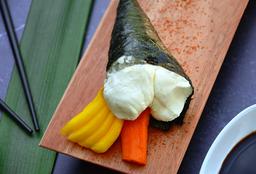 Temaki de Mango Phila & Zanahoria