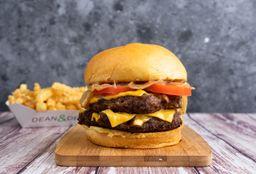 Combo Sweet Burger Doble & Papas