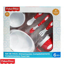 Fisher Price Kit Alimentación