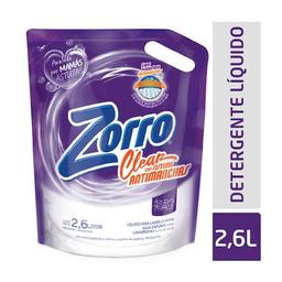 Zorro Jabón Líquido