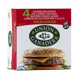 Union Ganadera Carne Para Hamburguesas Medianas