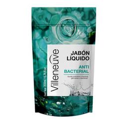 Villeneuve Jabón Liquido Antibacterial