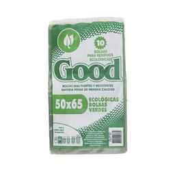 Good Bolsa Para Residuo Verdes (50x65)