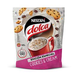 Nescafé Dolca Café Soluble Cookies And Cream Edición Especial