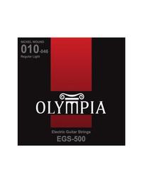 OLYMPIA Cuerdas Guitarra Electrica Olympia 010-046