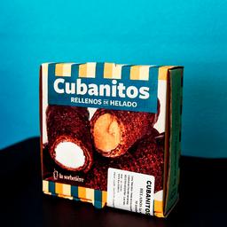 Cubanito Relleno de Chocolate