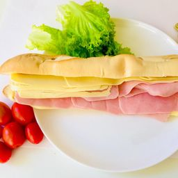Combo Sándwich Clásico