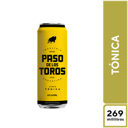 Paso de los Toros Tónica 269 ml