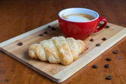 Café más Croissant
