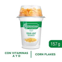 La Serenisima Yogurt Con Cereal