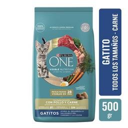 Purina One Alimento Para Gato Sabor Pollo
