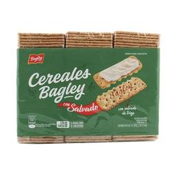 Bagley Galletas Crackers Cereales con Sal