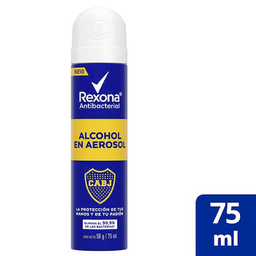 Rexona Alcohol Aerosol
