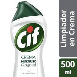 Cif Limpiador en Crema