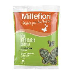 Millefiori Cera Depilatoria Perlas Vegetal