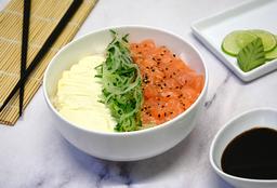 Salad Salmón, Pepino y Phila