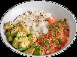 Salad Tartar Salmón, Palta y Phila