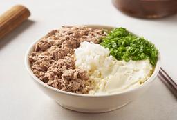 Salad Atún, Verdeo y Phila