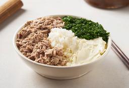 Salad Atún, Ciboulette y Phila