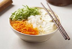 Salad Zanahoria, Pepino y Phila