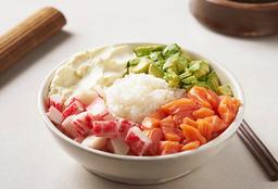 Salad Salmón, Kani, Palta y Phila