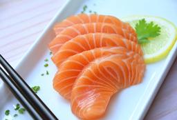 Sashimi Salmón x5
