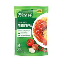 Knorr Salsa Portuguesa