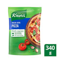 Knorr Salsa Lista