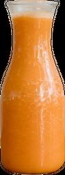 Jugo de Zanahoria, Naranja y Jengibre