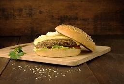 Combo Veggie Burger Soja