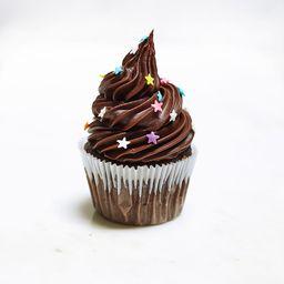 Cupcake de Choco & Frambuesa