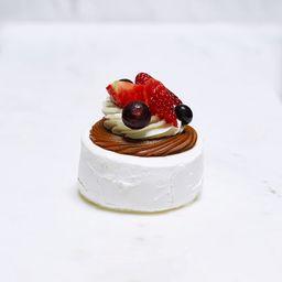 Minicake pavlova