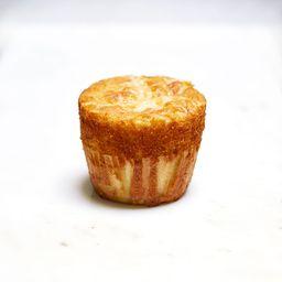 Muffin de Parmesano