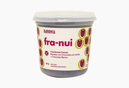 Franui Chocolate con Leche & Blanco