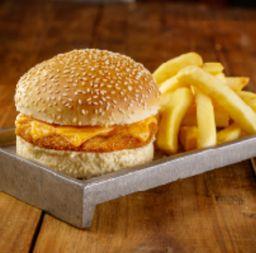 Sándwich CheeseMila