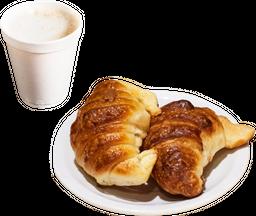 Medialunas + Café