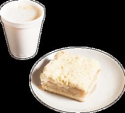 Cuadrado Dulce + Café