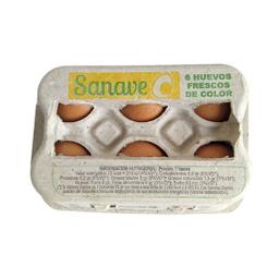 Sanave Huevo Color