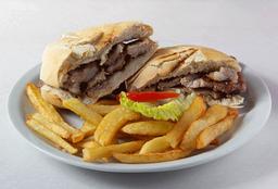 Sándwich de Bondiola