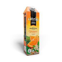 Citric Jugo Exprimido de Naranja Valencia