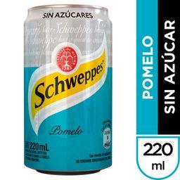 Schweppes Pomelo 220 ml