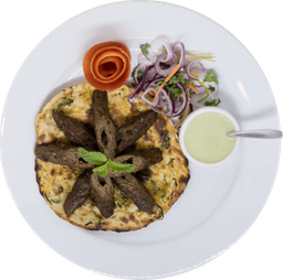 Seekh Kebab de Cordero + 1 Naan